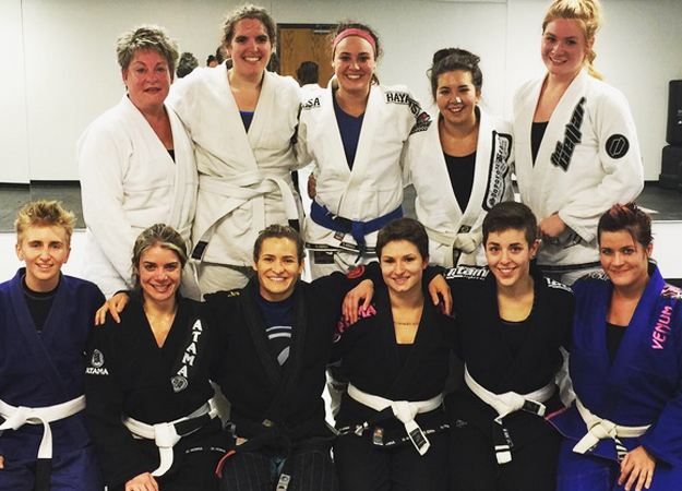 womens-only-brazilian-jiu-jitsu-classes