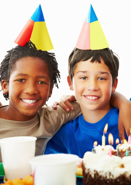 Kids Birthday Parties At The Cellar