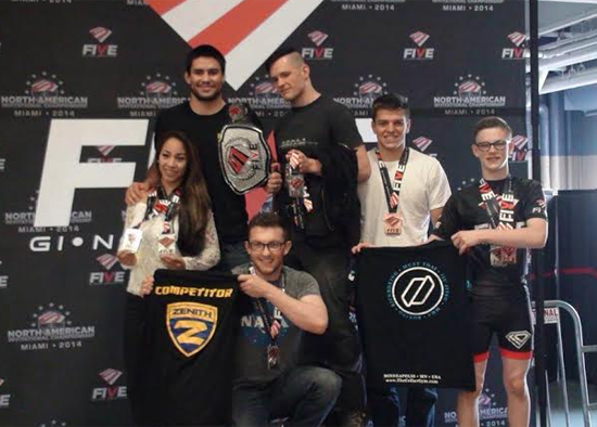 the-cellar-bjj-team-competes-at-five-grappling